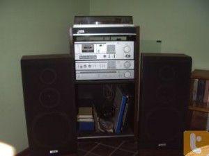 Akai Stereo System