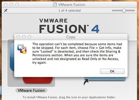 VMWare Fusion 4 Black Screen Workaround on OSX Lion | The