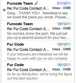 Ungrouped Email Conversations