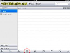 Buzz Player 1