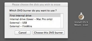 choose dvd drive