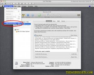 quit disk utility