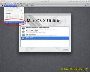 quit mac utilities