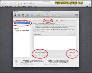 restore permissions mac osx lion disk utility window