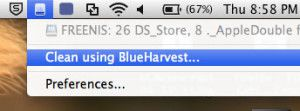 blueharvest-menu-bar
