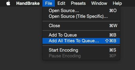 Quickest Easiest Best Optimal settings for Handbrake 1080p