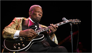 BB King Lucille Gibson