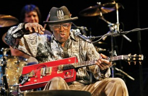Bo Diddley Gretsch