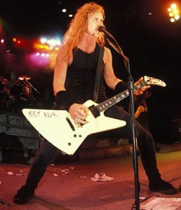 James Hetfield Eet Fuk Explorer