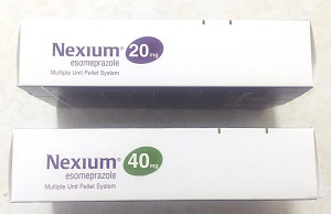 Nexium Box Side Right