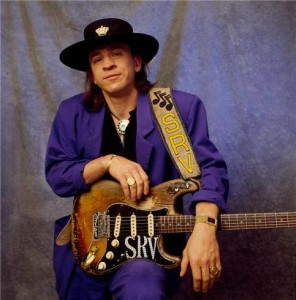 Stevie Ray Vaughan SRV Fender Strat