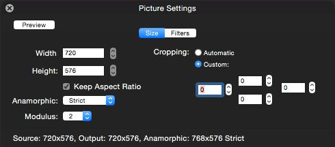 Easiest Best Optimal settings for Handbrake DVD Video Conversion on