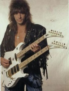 Richie Sambora Kramer Double Neck