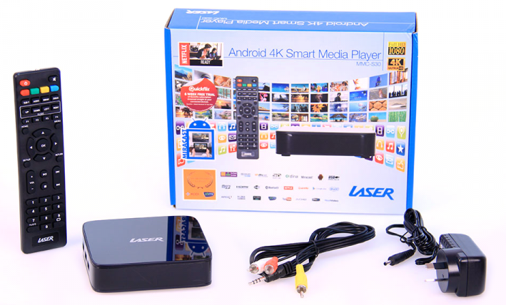 Laser MMC-S30 Media Player Review | The Webernets
