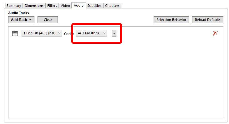 Easiest Best Optimal settings for Handbrake DVD Video Conversion