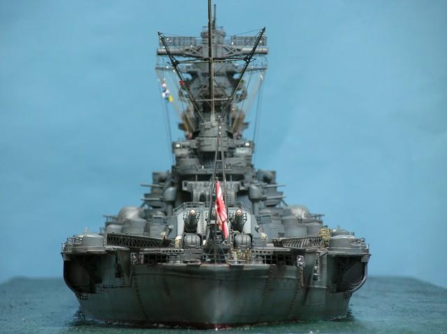 Projet: Cuirassé IJN Yamato Nichimo | N° 050515 | 1:200 Yamato219