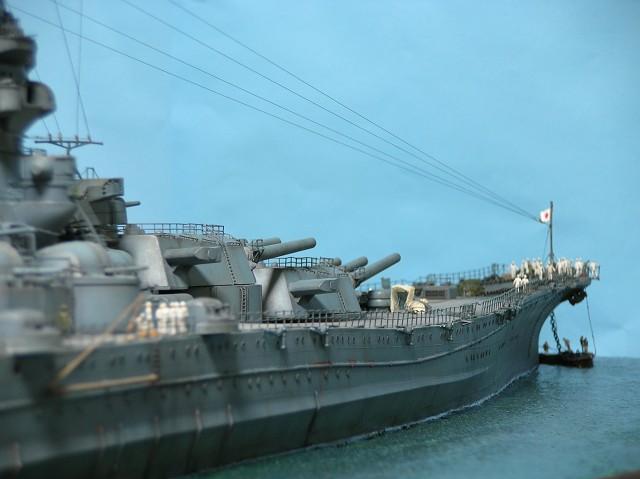 Projet: Cuirassé IJN Yamato Nichimo | N° 050515 | 1:200 Yamato228