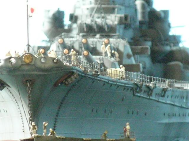 Projet: Cuirassé IJN Yamato Nichimo | N° 050515 | 1:200 Yamato231