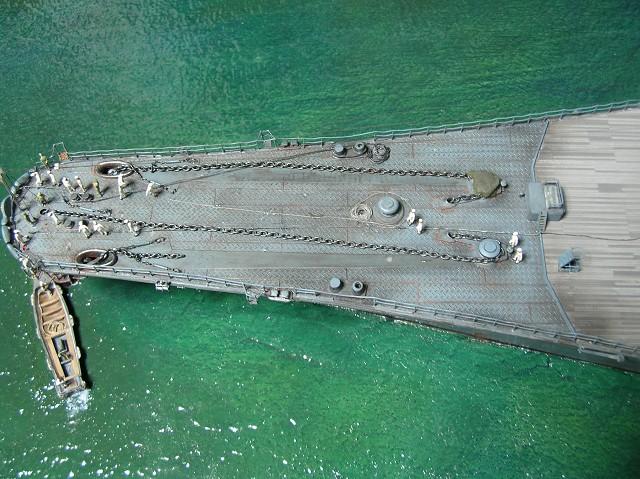 Projet: Cuirassé IJN Yamato Nichimo | N° 050515 | 1:200 Yamato236