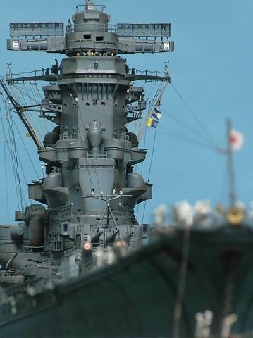 Projet: Cuirassé IJN Yamato Nichimo | N° 050515 | 1:200 Yamato239