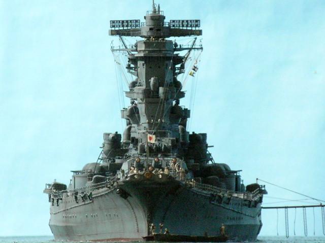 Projet: Cuirassé IJN Yamato Nichimo | N° 050515 | 1:200 Yamato245