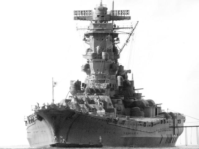 Projet: Cuirassé IJN Yamato Nichimo | N° 050515 | 1:200 Yamato246